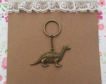 Dinosaur Keyring, Dino Keyring, Charm, Keyring, Gifts for Boys, Gifts for Girls, Dinosaurs