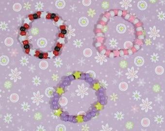 Adventure Time-Inspired Bracelets