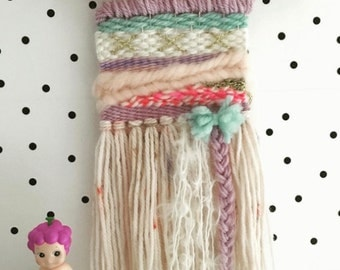 Mini Pastel Weave