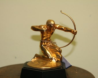 Pierce Arrow Hood Ornament (Franklin Mint reproduction)