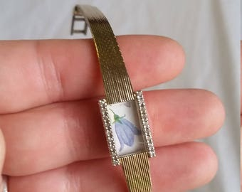 Flower Upcycled Watch