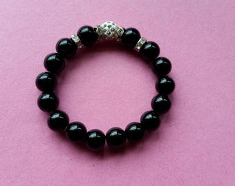 Black oynx bracelet