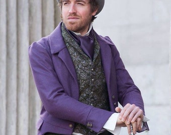 Men's Victorian/Steampunk tail coat