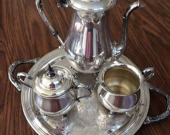 Sheridan Tea/Coffee Service Set