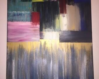 Modern Abstract Art by Alisha Anglin