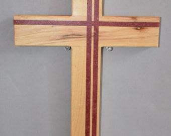 Wooden Cross 5043