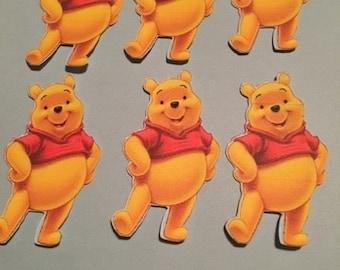 12 Winnie the Pooh Cutouts