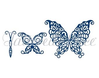 Tattered Lace dies, Tattered Lace Dies - Build a Butterfly Wondrous  , dies , die , stanzen