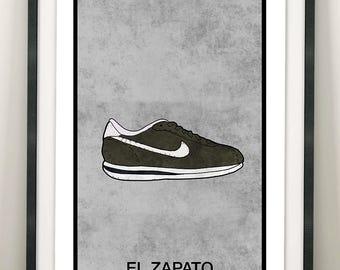 El Zapato / La Loteria / Nike