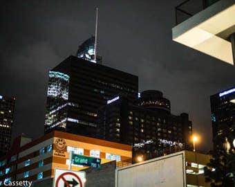 Downtown LA Print