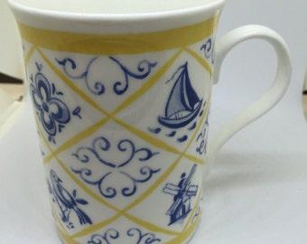 Delft Fine Bone China Mug
