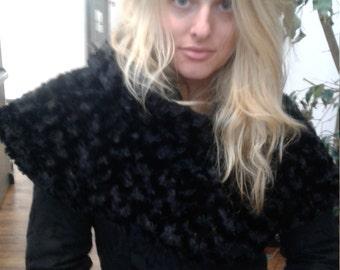 Cozy Hood Luxurious Ultra Soft Faux Fur