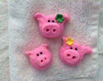 This Little Piggy Bubble Buddy Solid Bubble Bath