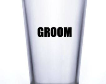 groom/beer/glass/wedding/set/groomsman/father/bride/best/man