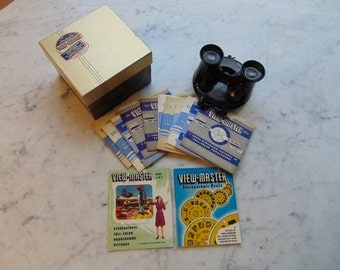 Very Good Condition 1946-47 Sawyer's View-Master