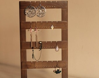 Earring Holder  Jewelry Organizer Stand