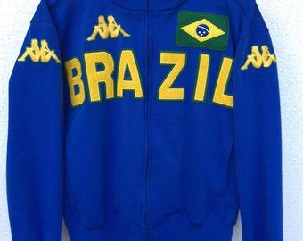 Brazil MMA Warm up Unique Jacket MEN Size Medium