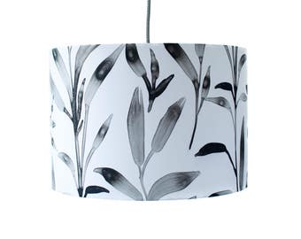 Drum Lamp Shade // Ficus - Pause // Various Sizes
