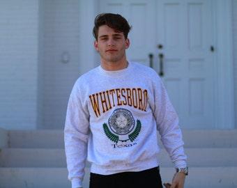 Vintage Whitesboro Sweatshirt