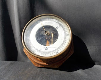 Nautical Barometer Etsy