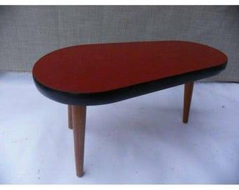 Nordic table vintage 1950