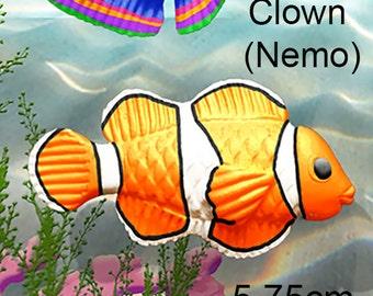 Clown Fish (Nemo) Mold by Scott Clark Woolley