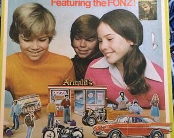 1976 Happy Days Play Set