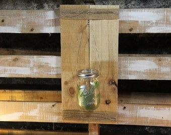 Mason Jar Lanterns, Mason Jar Lights, Wall Sconces