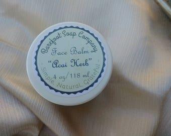 Anti-Aging Acai-Herb Face Butter