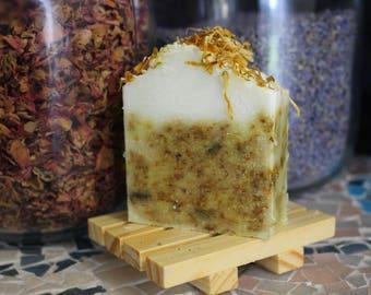 Calendula Botanical Soap Bar