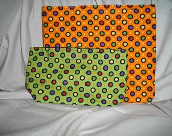 2pc Makeup Pouches