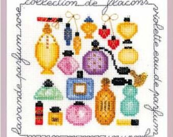 Cross Stitch - Perfumes