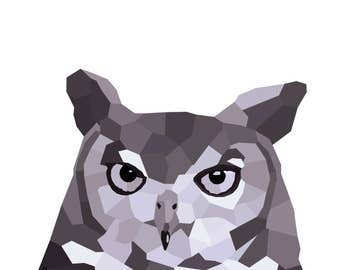 Owl, No.1