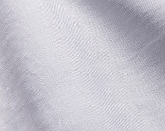 Washed linen - Cannes - color white