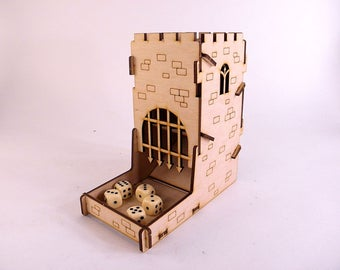 Dice Tower - Castle