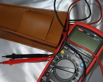 Genuine Leather Tester Cover