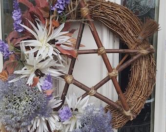 All year round Pagan Wreath