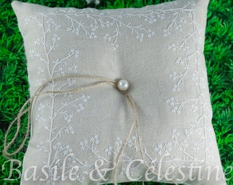 Wedding - Wedding ring cushion