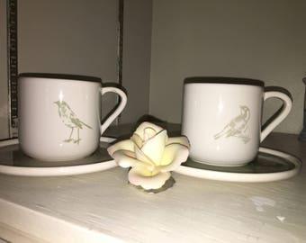 Everware design by Bethany Lowe coffee mugs