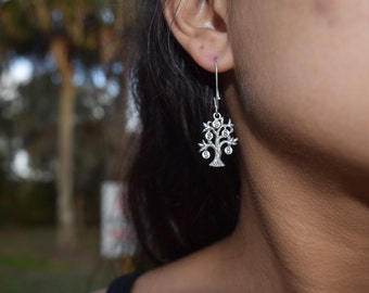 Money Tree Earrings