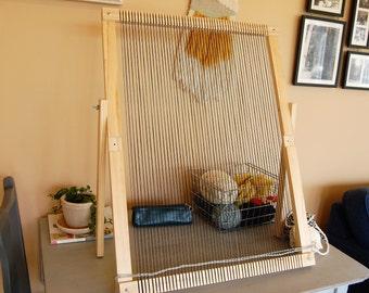 Large Weaving Loom