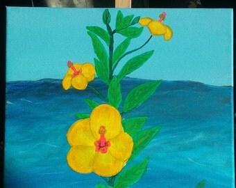Ocean Hibiscus