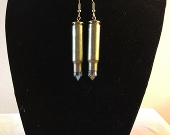 6.8 Bullet Earrings