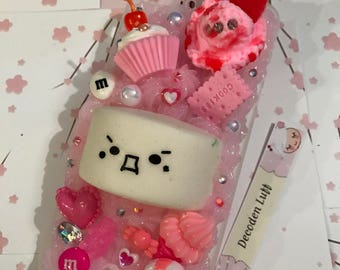 Decoden Squishy Marshmallow Dessert iPhone 7 Plus Case
