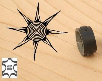 LEATHER RING woman men adjustable Canapart craftsmanship. Ap1