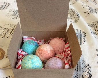 Mini Bath bombs 1