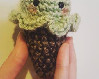 Little kawaii ice cream