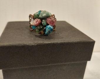 Precious Gems Ring