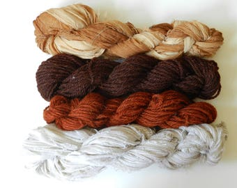 """10# """"Rich Dust"""" texture/wool pack"""
