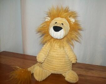 Quality Sensory Weighted Plush Stuffed Lion Animal